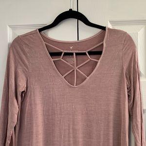 Soft & Sexy Geometric Shirt